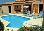 Location vacances La Palme - Holiday home Rue de Champs de Naut-1