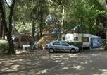Camping avec Site nature Nesmy - Camping les Ramiers-3