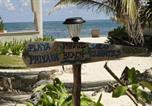 Hôtel Felipe Carrillo Puerto - Mayan Beach Garden Inn-2