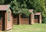 Villages vacances Green Lake - Fremont Jellystone Park Comfort Cabin 15-1