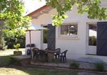 Location vacances Messanges - Maison landaise-1