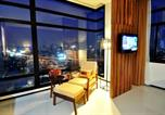 Hôtel Bang Khlo - Grand Howard Hotel Bangkok-4