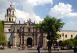 Hôtel Benito Juárez - Corazon De Los Viveros en Coyoacán-4