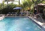 Villages vacances Fort Lauderdale - The Cabanas Guesthouse & Spa - Gay Men's Resort-3