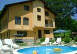 Location vacances Stara Zagora - Mountain Paradise Family Hotel-1