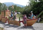 Camping avec Piscine Hautes-Alpes - Camping Sites et Paysages Le Petit Liou-2