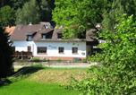 Location vacances Wald-Michelbach - Haus am Wald-1