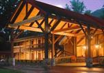 Location vacances Cherokee - Smoky Falls Lodge-4