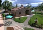 Location vacances Castiglione del Lago - Locazione Turistica Fuoco.1-3