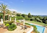Location vacances La Colle-sur-Loup - Villa in Saint Paul De Vence I-4