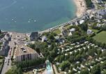 Camping avec Accès direct plage Santec - Camping de la Plage-2