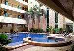 Location vacances Na Kluea - Nova Atrium by Pattaya Holiday-3