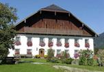 Location vacances Sankt Gilgen - Plombergbauer-2