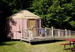 Villages vacances Sturgeon Bay - Tranquil Timbers Yurt 4-1