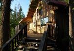 Villages vacances Rossland - Arrow Beach Cottages-1