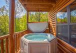 Location vacances Gatlinburg - Comfortable 5 Bedroom - 55smdestnyhvlon-3