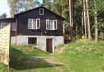 Location vacances Netvořice - Holiday Home Slapy - 07-1