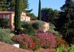 Hôtel Trans-en-Provence - Domaine Rabiega-1