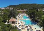 Location vacances Berrias-et-Casteljau - Apartment Grospierres - 4 pers, 35 m2, 2/1-1