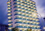 Hôtel Gandia - Hotel Cibeles Playa-1