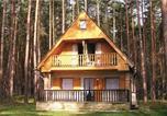 Location vacances Borovany - Three-Bedroom Holiday Home in Libin-2