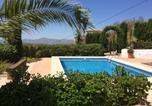 Location vacances Canillas de Aceituno - Villa Indalo-2