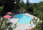 Location vacances Saint-Alban-Auriolles - Le Mas de la Colombe-1