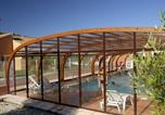 Location vacances Boujan-sur-Libron - Apartment Les Berges du Canal-4