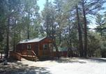 Villages vacances Idyllwild - Idyllwild Camping Resort Wheelchair Accessible Cottage-1
