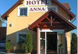 Hôtel Bük - Anna Hotel-4