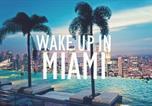 Location vacances Miami - Brickell Condo Mia Airport Close By!-3