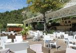 Camping avec Site nature Castellane - Origan Village-4