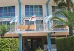Hôtel Sant Pere de Ribes - Utopia Beach House-4