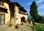 Location vacances Rignano sull'Arno - Apartment Luna 1-3