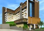 Hôtel Medan - Asean International Hotel Medan-2