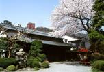 Hôtel Odawara - Gyokutei-2