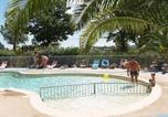 Camping avec Piscine Grimaud - Camping Domaine du Golfe de Saint Tropez-1