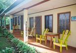 Hôtel Tamarindo - Iguana Surf Beachfront Cabinas-3