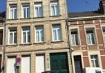 Hôtel Crèvecoeur-sur-l'Escaut - Studio Voltaire-1