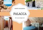 Location vacances Andrano - Palacca, trullo salentino-3