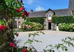 Camping avec Hébergements insolites Quiberon - Castel Manoir de Ker An Poul-3
