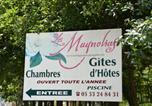 Hôtel Montaut - Les Magnolias-2