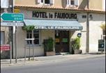 Hôtel Foissac - Le Faubourg-1