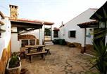 Location vacances Villanueva del Trabuco - Alojamiento rural cortijo San Isidro-4