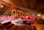 Hôtel 4 étoiles Sainte-Foy-Tarentaise - Chalet Altitude Les Arcs 2000-4