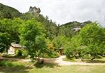 Location vacances La Malène - Village de Gîtes des Chalets du Camping du Golf-4