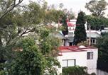 Hôtel Benito Juárez - Hostal Mx Coyoacan-2