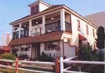 Hôtel Chesapeake - Ocean Cove Motel-1