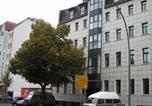 Hôtel Ahrensfelde - Hostel Georghof Berlin-3