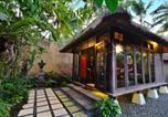 Location vacances Tampaksiring - Jendela Di Bali Villa-1